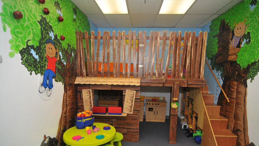 Ready Set Grow Preschool Classrooms